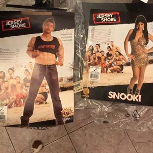 Other - Jersey Shore Situation Snooki Costume couple